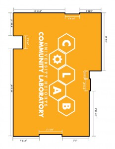 CoLab Floorplan